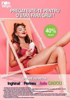 Oferta Lunii Iulie: 40% discount! - Nomasvello