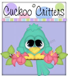 Cuckoo Critters (Bird)