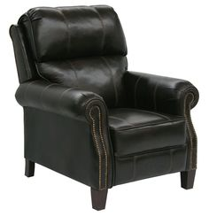 Catnapper - Frazier Reclining Chair with Extended Ottoman in Java - 5539-J