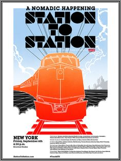 Station to Station: a public art project made possible by Levis - www.ericnyquist.com