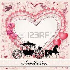 Romantico come ai tempi dei cavalieri Invitation Anniversaire Star Wars, Butterfly Wedding Theme, Vector Trees, Romantic Cards, Valentines Day Decorations, Printed Bags, Dear Friend, Paper Crafts, Invitations