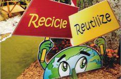 Bota para girar!: Portal Cultura Ambiental nas Escolas