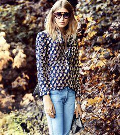 #veronikaHeilbrunner at #LouisVuitton #pfw #ss2016 #fashion