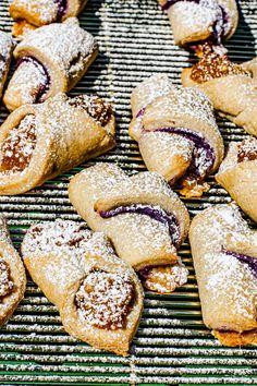 Filipino Flavored Polish Kolaczki Cookies