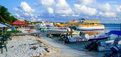 Isla Mujeres near the Yucatan Peninsula - Sun Travels