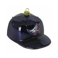 Anaheim Angels Baseball Hat Ornament