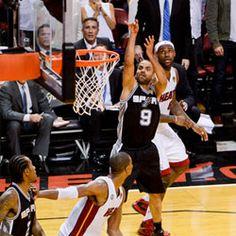 » NBA playoff odds: San Antonio Spurs at Miami Heat, Game 2