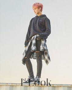 Look Magazine Vol. Seungkwan, Wonwoo, Jeonghan, Hoshi Seventeen, Seventeen Debut, Carat Seventeen, Hip Hop, Choi Hansol, Look Magazine