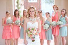 Bridal party #bridal party