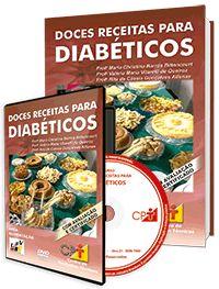 Curso Doces Receitas para Diabéticos