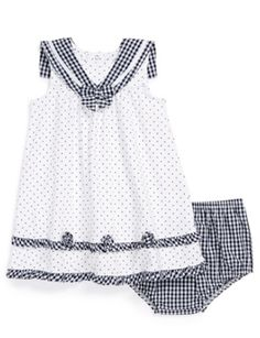 adorable nautical dress and bloomers http://rstyle.me/n/j9kivr9te