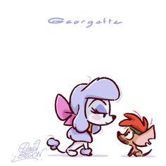 Georgette & Tito