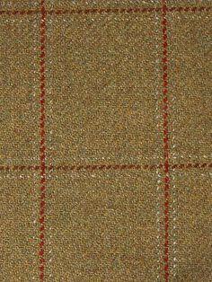 Tweed fabric sample; Heavyweight Lovat Mill Ettrick; Intweed