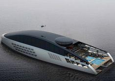LUXURY YACHT - design and concept - CONCEPT - yacht - Sveti - superyacht
