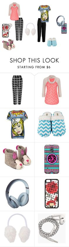 """""""comfy and snug"""" by kiki-167 ❤ liked on Polyvore featuring Topshop, maurices, Leisureland, Samsung, Beats by Dr. Dre, Dolce&Gabbana, Nathaniel Cole and Madewell"""