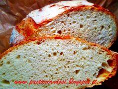 Pane tipo pugliese di grano duro