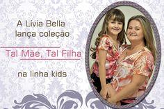 A Lívia Bella vem com uma novidade surpreendente para o dia das Mães, a nossa nova coleção Lívia Bella Kids, com produtos tal mãe, tal filha. Vem conferir! #liviabella #liviakids #liviamoda #liviafashion #fashion #kids #lancamento #maes #diadasmaes #talmaetalfilha