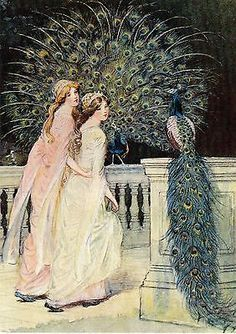 Hugh Thomson Illustration for As You Like It