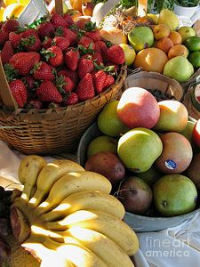 Choose your favorite basket of fruit photographs from millions of available designs. All basket of fruit photographs ship within 48 hours and include a money-back guarantee. Fine Art America, Basket, Banana, Apple, Terra, Toys, Photograph, Design Inspiration, Creative