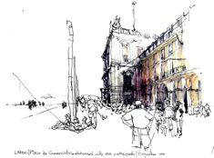 Urban Sketchers: Unity is strength