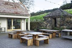 Scribe Winery in Napa Valley Photography by Andres Gonzalez for Remodelista