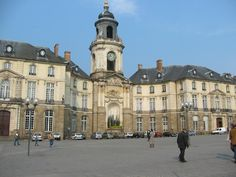 Britain capital >> Rennes