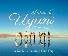 Bolivia Travel Tips l A Guide to Planning Your Trip to Salar de Uyuni, Bolivia l @tbproject
