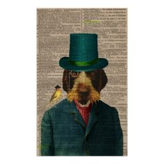 Vintage Wirehaired P