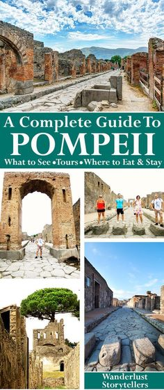 Pompeii Guide to Things to do in Pompeii, Tours and Pompeii Hotels to Book! - -You can find Pompeii and more on our website.Pompeii Guide to Things to do in Pompeii, . Pompeii Ruins, Pompeii Italy, Pompeii And Herculaneum, Italy Travel Tips, Rome Travel, Travel Europe, European Destination, European Travel, Places To Travel