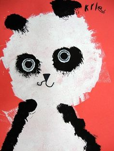 Check out student artwork posted to Artsonia from the Panda Portrait project gallery at Manawa Elementary School. Kindergarten Art, Preschool Art, First Grade Art, Animal Art Projects, Ecole Art, Thinking Day, Art Lessons Elementary, Art Lesson Plans, Art Classroom