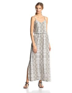 Vince Camuto Women's Spaghetti-Strap Maxi Dress -- You can find more details by visiting the image link.