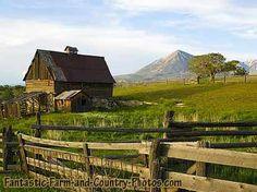 love old barns
