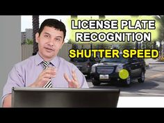 How LPR works - The best tutorial for License Plate Recognition Camera Shutter Speed, Good Tutorials, Science And Technology, Knowledge, Plates, Licence Plates, Dishes, Griddles, Dish