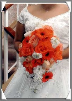 potential bridal bouquet :)