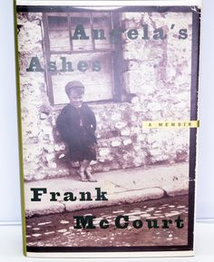 Like New 1996 Hardcover - Angela's Ashes: A Memoir by Frank McCourt.  Condition (Book/Dust Cover) LN/LN