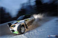 Sepp Wiegand - Rally Lipawa 2014