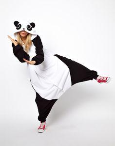 Kigu Panda Onesie