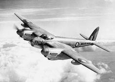 de Havilland Mosquito B. Mk XVI (n° de série ML963, 8K-K «King») du 571 Squadron RAF (30 septembre 1944)