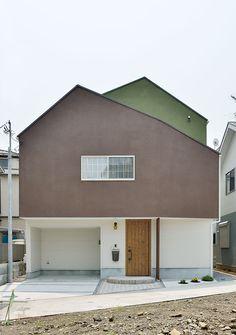 ピクチャーハウス・間取り(東京都葛飾区) | 注文住宅なら建築設計事務所 フリーダムアーキテクツデザイン