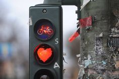Amor no trânsito