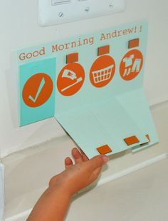Morning Routine for Preschoolers
