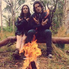 Evie & Josh
