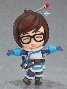 Nendoroid Mei: Classic Skin Edition