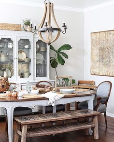 Using Your Dining Room