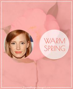 Warm Spring board cover photo // Read more about this seasonal color palette on my blog | #SeasonalColorAnalysis #ColorPalette #WarmSpring