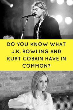 Check out an incredible inside peek at the minds and journals of artists like JK Rowling, Kurt Cobain, and many more. Reading, writing, bookish, bookworm, sketchbook, harry potter