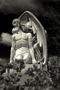 Poblenou Cemetery in Barcelona