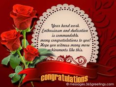 congratulatory quotes - Google Search