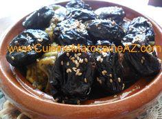Tajine de viande aux pruneaux طاجن اللحم بالبرقوق المجفف