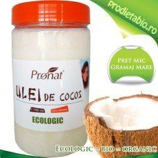 Ulei de Cocos BIO Multiple Intrebuintari 750ml Good To Know, Home Remedies, Healthy, Food, Diets, Eten, Meals, Natural Home Remedies, Diet